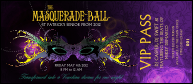 Masquerade Ball VIP Pass