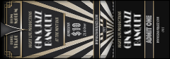 Roaring 20s Event Ticket 0007