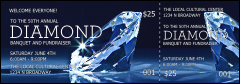 Diamond Event Ticket