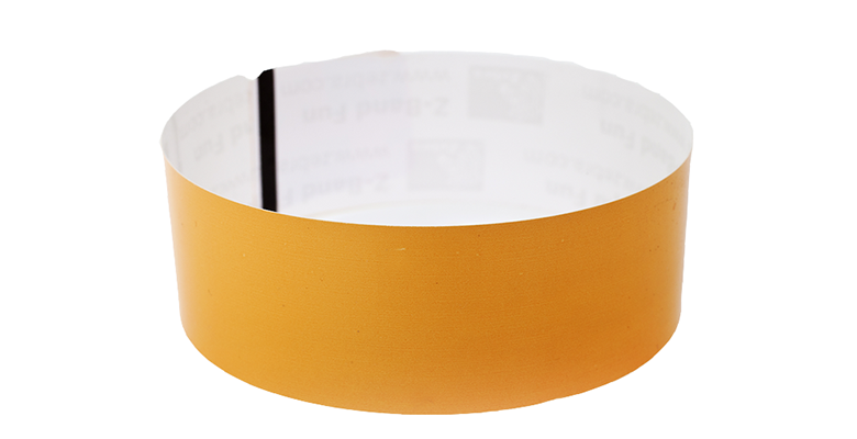 VinylGo Wristband (orange)