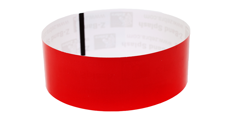 VinylGo Wristband (red)