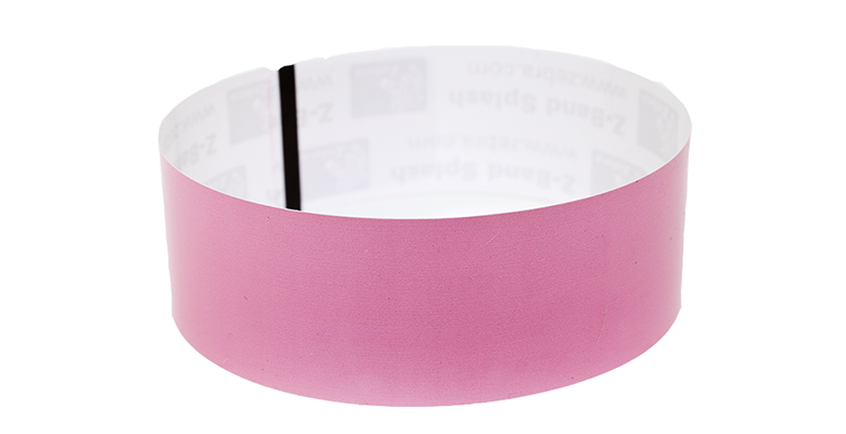 VinylTough Wristbands (pink)